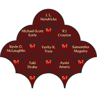 Authors in 1st Inanna's Circle Game